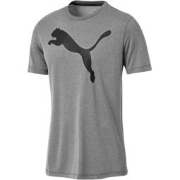 Puma Active Big Logo Tee Herre