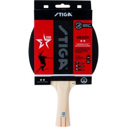 STIGA Reach 2-Star Bordtennisbat