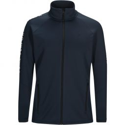 Peak Performance Rider Full Zip Fleecetrøje Herre