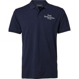 Peak Performance Original Pique Polo T-shirt Herre