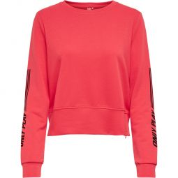 ONLY PLAY Shelly Life Sweatshirt Dame