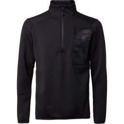 The North Face Merak 1/4 Zip Mellemlag Herre