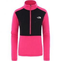 The North Face Blocked TKA Quarter Zip Fleecetrøje Dame