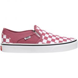 Vans Asher Slip-On Sneakers Dame