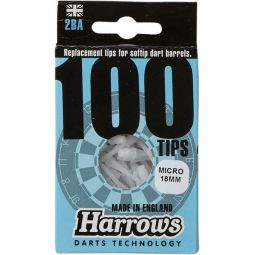 Harrows Tip Box 100 stk.
