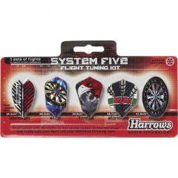 Harrows System Five Flights Tuning Kit