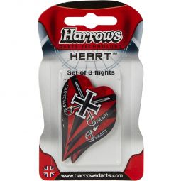 Harrows Flights Heart